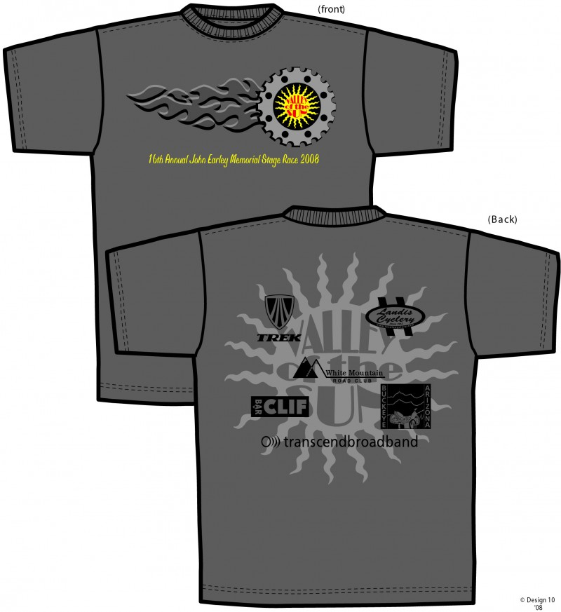 2008 Valley of the Sun Event Shirt