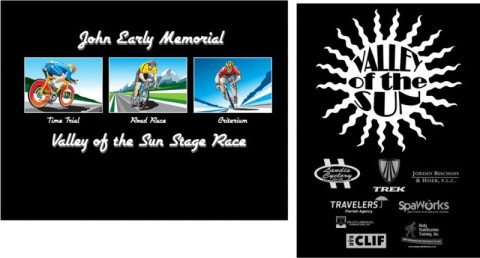 2010 Valley of the Sun Stage Race T-Shirt