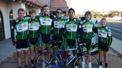 2013 Landis – Trek Junior Team