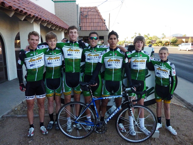 2013 Landis - Trek Junior Team