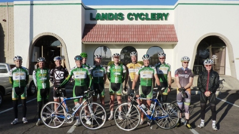 2013 Landis – Trek Men's Domestic Elite Team