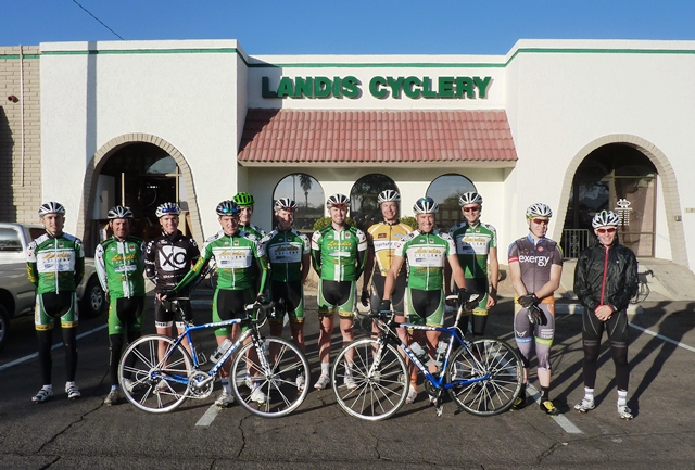 2013 Landis - Trek Men's Domestic Elite Team