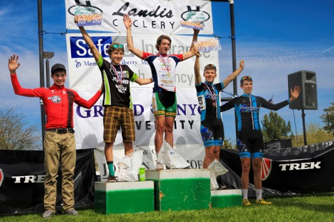 Brandon McNulty WINs VOS GC