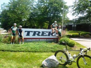 Landis/Trek Teams at National Championships