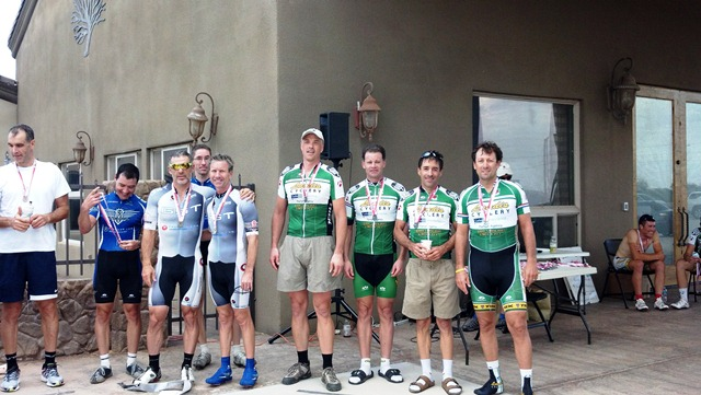 Men WIN 2012 AZ State TTT